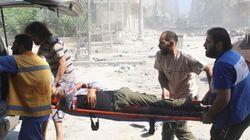 Syrie: près de 60 civils tués dans des raids de la