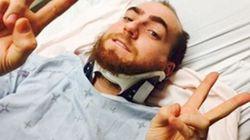 Phil Roy s'est gravement blessé lors de l'émission de Véronique