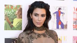 Kim Kardashian nue en Une du magazine