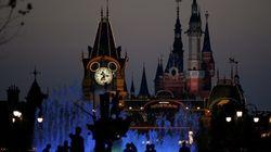 Mickey Mouse débarque à Shanghai