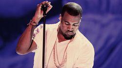 Kanye West en spectacle à Montréal en