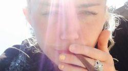 Les stars ont célébré le «Cannabis Day» dans un nuage de fumée