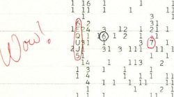Il pense avoir trouvé l'origine de ce signal extraterrestre inexpliqué depuis 40 ans,