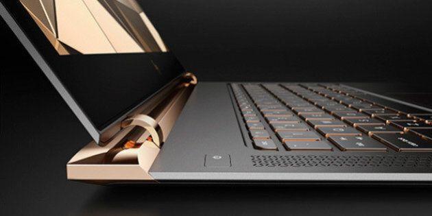 HP Spectre, l'ordinateur le plus fin du monde, qui détrône le