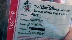 Disney ne connait pas bien le nom de cet acteur de «Star
