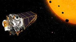 104 nouvelles exoplanètes
