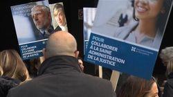 Grève des juristes: les négociations sont