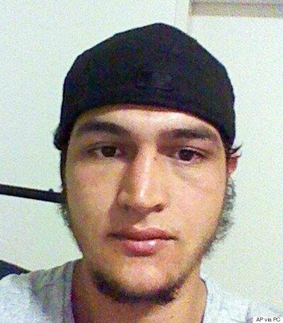 Attentat de Berlin: la police recherche le Tunisien Anis Amri