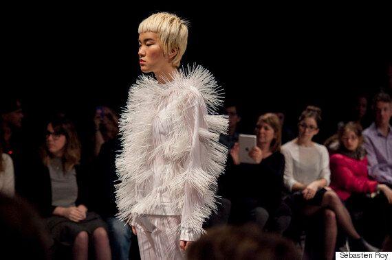 Les finalistes du défilé de l'École de mode de l'ESG UQAM sont brillants!