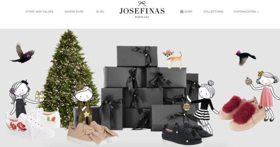 Josefinas: des souliers et du