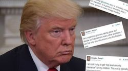 Conflits d'intérêts, New York Times, collège électoral... Dans une volée de tweets, Donald Trump règle ses