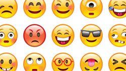 Quel est l'emoji le plus utilisé au