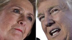 Clinton et Trump quadrillent les États-Unis en quête des derniers
