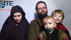 Les talibans publient la vidéo d'un otage canadien et de sa femme