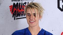 Justin Bieber en a marre qu'on lui parle de ses cheveux