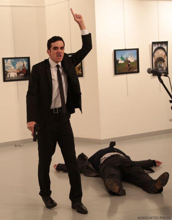 Andreï Karlov, l'ambassadeur de Russie en Turquie, a été assassiné