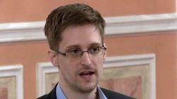 Edward Snowden commente la surveillance de Patrick