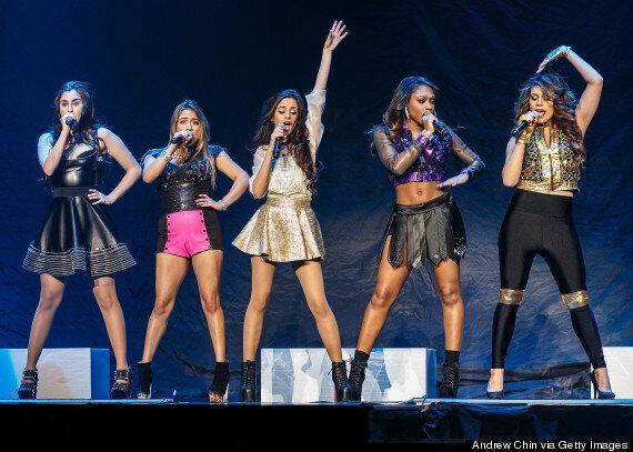Camila Cabello quitte le groupe Fifth