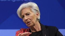 La patronne du FMI coupable de négligence, mais dispensée de