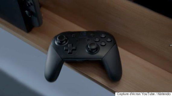 Nintendo dévoile sa nouvelle console, la