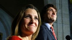Sanctions contre Freeland: pas question de