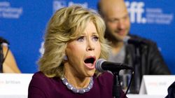 Jane Fonda critique Justin Trudeau sur ses