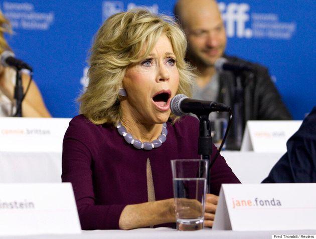 Jane Fonda estime que Justin Trudeau renie ses promesses sur