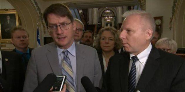 Le Parti québécois met les régions au cœur de sa rentrée