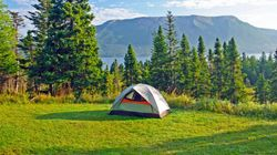 Les 30 plus beaux sites de camping au Canada