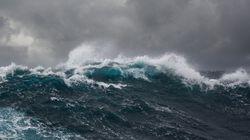 La plus haute vague océanique du monde enregistrée en