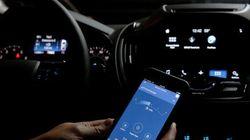 Cibler les utilisateurs du cellulaire au volant à bord d'un