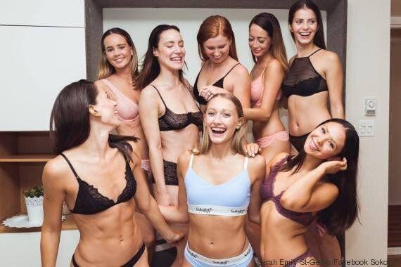 La nouvelle collection Sokoloff féminine et sensuelle à