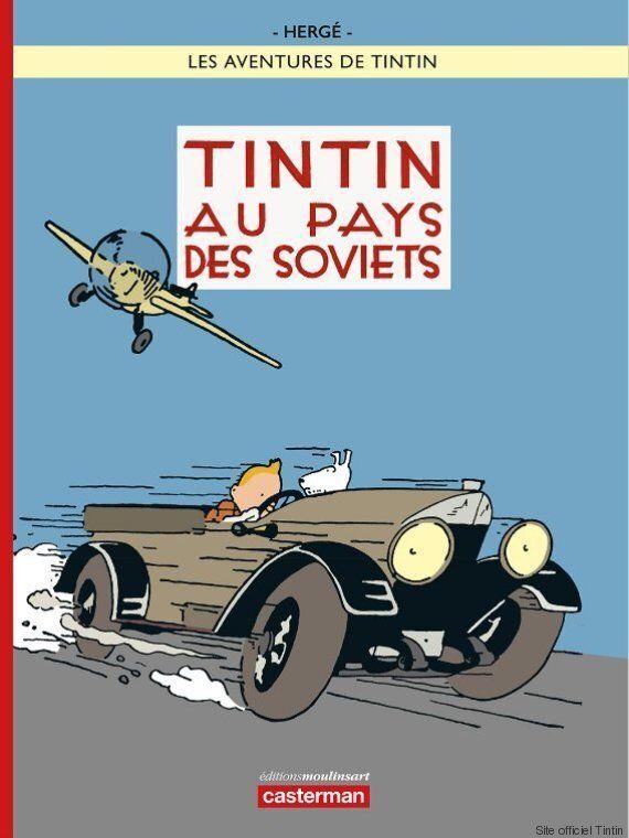 «Tintin au pays des Soviets» prend des