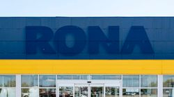 Des magasins Rona seront convertis en