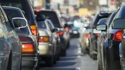 Voici les routes les plus engorgées au Canada... et il y en a trois à