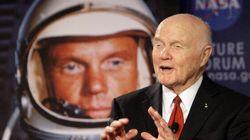Le premier Américain à orbiter la Terre est