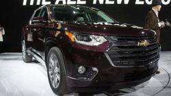 Les nouveaux Chevrolet Traverse et GMC Terrain2018présentés à
