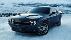 La Dodge Challenger sera offerte avec un rouage