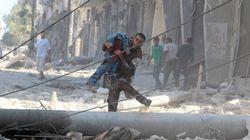 Les quartiers rebelles d'Alep totalement assiégés par l'armée