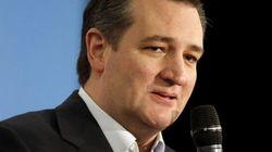 Le sosie de Ted Cruz apparait lors d'un talk-show