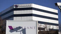 La pharmaceutique Valeant, de Laval, vend à l'étranger des