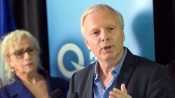 Alliance des partis d'opposition à Québec pour une réforme du mode de