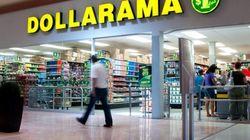 Dollarama a dû refiler des hausses de prix à ses