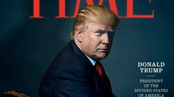 Donald Trump désigné «Personne de l'année» 2016 par