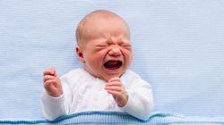 Voilà ce qui se passe dans le corps des bébés que l'on laisse