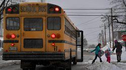 Métamphétamine dans un autobus scolaire: un homme a été
