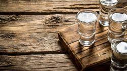 De la vodka avec un taux d'alcool de 81% rappelée en