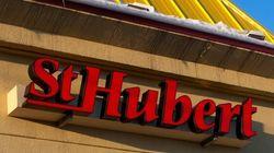 Le nouveau propriétaire de St-Hubert prépare des