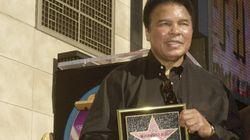 Pourquoi l'étoile de Mohamed Ali est la seule à ne pas être sur le Walk of