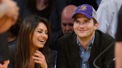 Mila Kunis et Ashton Kutcher dévoilent enfin le nom de leur